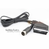 Commodore C16, C64 & C128 Scart Cable