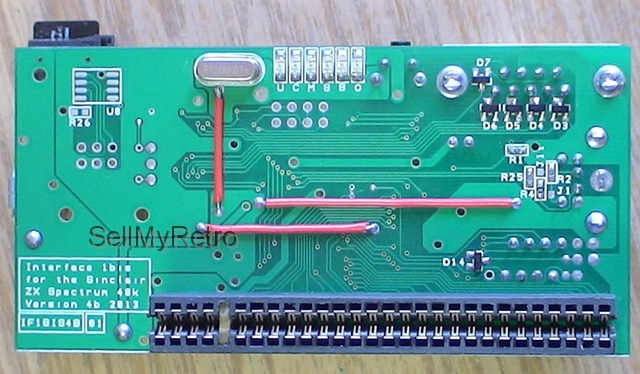 Interface 1bis for the Sinclair ZX Spectrum (Delivery 30-60 days)