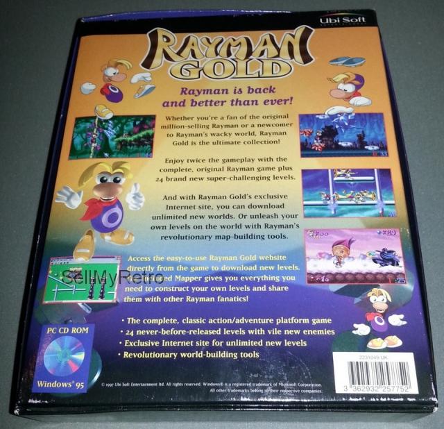 Rayman Gold скачать торрент - фото 10
