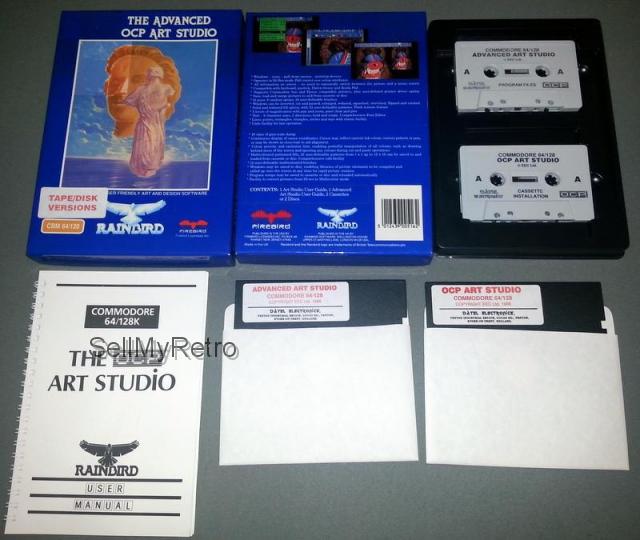 The Advanced Ocp Art Studio (Dual Format Media Version)