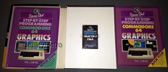 Screen Shot - Commodore 64 Graphics Pack