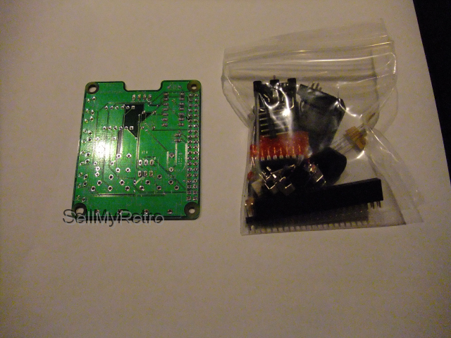 PI1541 Cycle exact 1541 emulator for Commodore C64 NEW OLED supported! KIT  Version