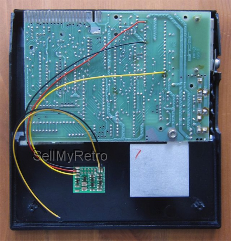 mounting ZX8-CCB in a ZX81