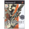 Metal Gear Solid 2: Sons Of Liberty PAL for Sony Playstation 2/PS2 from Konami (SLES 50383)