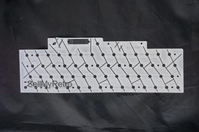 Keyboard for Atari 800XL Computer MYLAR Condition  A