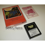 Atari 2600 ~ Wizard of Wor by CBS Electronics ~ Boxed / Complete ~ PAL