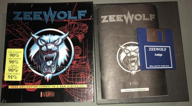 Zeewolf / Zee Wolf