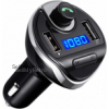 Bluetooth FM Transmitter Wireless In Car Radio Adapter Kit Universal Charger with Dual USB Charging