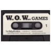 WOW Games Tape Only for ZX Spectrum from War On Want Games