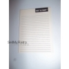 Sinclair Microdrive Notepad (Cream)
