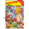 Fast Food for Commodore 64 from CodeMasters