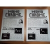 Sinclair ZX80 / ZX81 Fanzine: MONOCHROME (issue 1 & 2)
