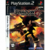 Shadow The Hedgehog PAL for Sony Playstation 2/PS2 from Sega (SLES 53542)