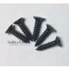 Case Screw SET (Rubber Key model - long version)