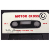 Motor Cross Tape Only for Commodore 64 from System 3