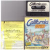 California Games for Commodore 64 from U.S. Gold