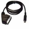 RGB Scart Video Cable for ZX Harlequin 48K