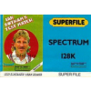 Ian Botham's Test Match/Superfile for Spectrum by Tynesoft on Tape