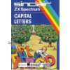 Capital Letters for ZX Spectrum from Blackboard Software/Sinclair (E22/S)