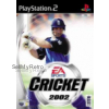 Cricket 2002 PAL for Sony Playstation 2/PS2 from EA Sports (SLES 50424)