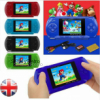 HANDHELD PORTABLE PXP PVP 3000 GAMES CONSOLE RETRO MEGADRIVE DS VIDEO GAME