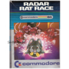 Radar Rat Race for Commodore 64 by Commodore on Cartridge