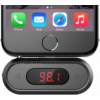 FM Transmitter, Doosl® 3.5mm FM Transmitter Radio Adapter Hands-free Calling Wireless Radio Car Kit,