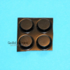 Atari ST Replacement Rubber Feet - Pack of 4